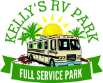 Kelly's RV/MH Park, Logo